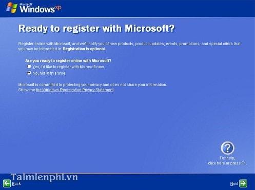 Cài Win XP từ ổ đĩa CD, setup Windows XP qua ổ đĩa CD, DVD 19