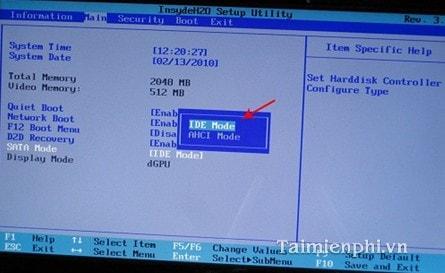 Cài Win XP từ ổ đĩa CD, setup Windows XP qua ổ đĩa CD, DVD 2