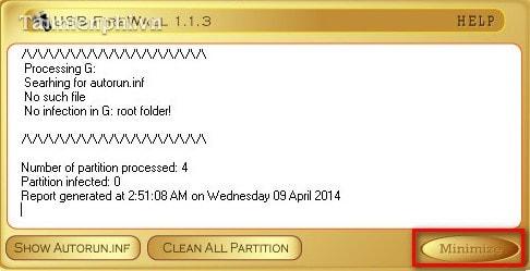 Diệt trừ virus autorun tận gốc dễ dàng với USB FireWall
