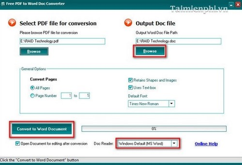 convert pdf to word best software
