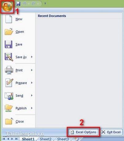 Cách đổi số thành chữ trong bảng tính Excel bằng VnTools 2010, 2013, 2007, 2003, 2016  14
