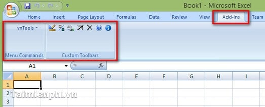Cách đổi số thành chữ trong bảng tính Excel bằng VnTools 2010, 2013, 2007, 2003, 2016  18