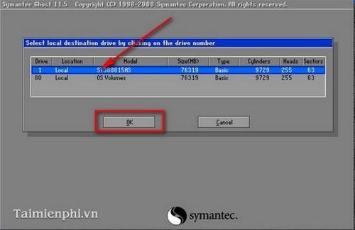 cách ghost windows 7, Ghost Win 7 32bit 64bit bằng USB 18