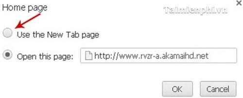 Gỡ bỏ Rvzr-a.akamaihd.net pop-up khỏi trình duyệt