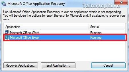 Sửa lỗi file Excel, khắc phục tập tin Excel bị lỗi trên PC nhanh chóng và hiệu quả 12