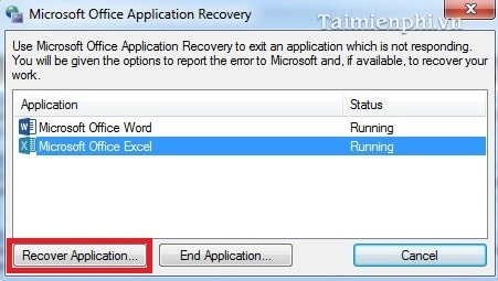 Sửa lỗi file Excel, khắc phục tập tin Excel bị lỗi trên PC nhanh chóng