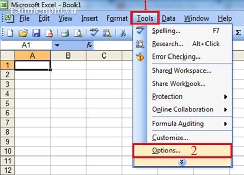 Sửa lỗi file Excel, khắc phục tập tin Excel bị lỗi trên PC nhanh chóng và hiệu quả 5