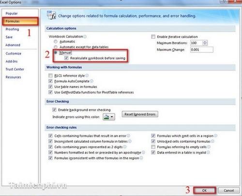 Sửa lỗi file Excel, khắc phục tập tin Excel bị lỗi trên PC nhanh chóng và hiệu quả 8