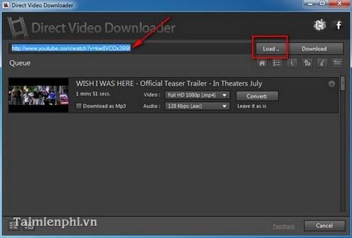 Hướng dẫn download, tải nhiều Video Youtube cùng lúc nhanh chóng