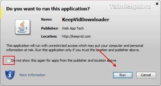 Download Video trên Keepvid.com nhanh và đơn giản