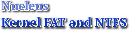Phục hồi dữ liệu bằng Nucleus Kernel FAT and NTFS