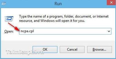 Xem mật khẩu Wifi trên Windows 8, 8.1, hiển thị Password đã lưu