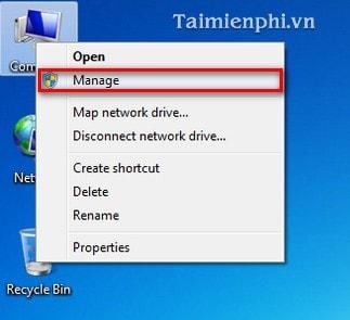 Sửa lỗi máy tính không nhận USB, chuột, bàn phím qua cổng USB 3