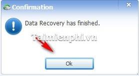 Khôi phục dữ liệu bằng Wise Data Recovery 5