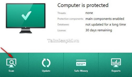 tai Kaspersky Internet Security