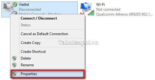 Phát wifi bằng Maryfi cho Laptop