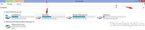 3 Bước tìm kiếm file nhanh trên Windows 8