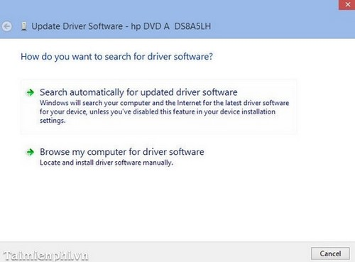 troubleshoot please insert a disk into drive error in windows