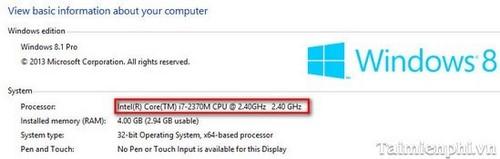 Cách đổi tên chip máy tính