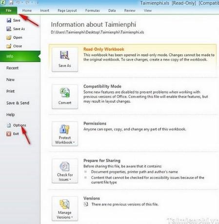 Excel 2010 32bit,64bit - Hướng dẫn tải, cài đặt Excel 2010 chi tiết nhất 3