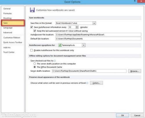 Excel 2010 32bit,64bit - Hướng dẫn tải, cài đặt Excel 2010 chi tiết nhất 4