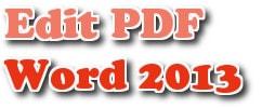 Chinh Sua File Pdf Tren Word 2013 Dịch Vụ Chỉnh Sửa Ảnh Photoshop