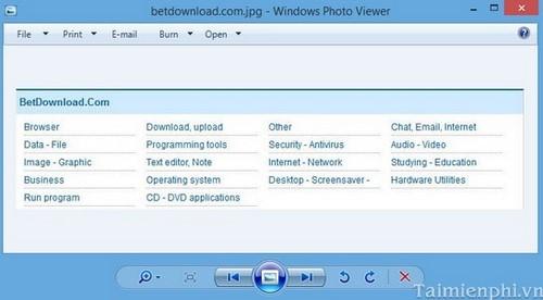 Chụp ảnh màn hình Firefox bằng FireShot