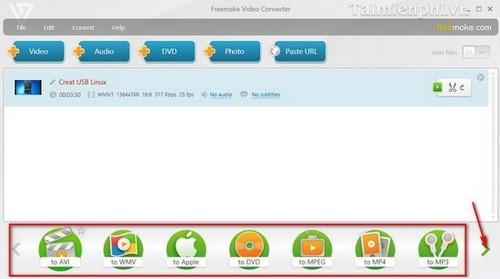 freemake video converter gratuit 2013