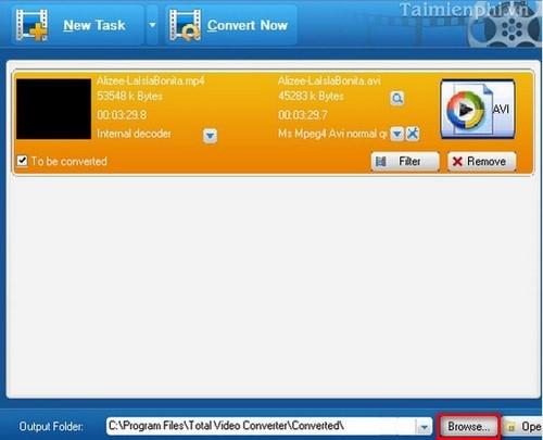 Download Total Video Converter - Chuyển đổi định dạng video