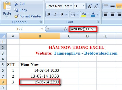 how to add 10 hours to a time on excel
