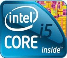 Chip Core i7: Là bộ vi xử lý 22nm, được trang bị 4 nhân với 8 luồng xử lý.  Core i7 hiện là bộ vi xử lý mạnh mẽ nhất của Intel.