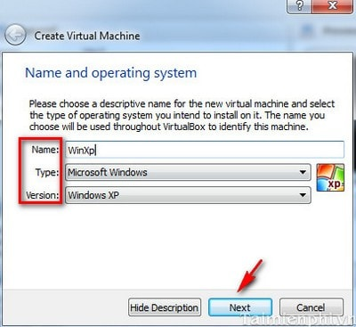 Instructions For Installing Virtual Machines With Virtualbox