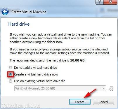 Tải và cài đặt VirtualBox mới nhất Link Google Drive 4