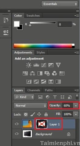 Tạo hiệu ứng ảnh 3D bằng Photoshop chuyên nghiệp và độc đáo