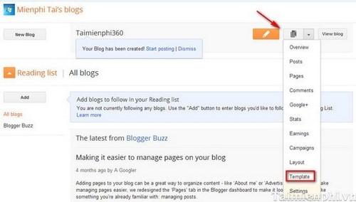 Cách sao lưu (Backup) và phục hồi dữ liệu Blog
