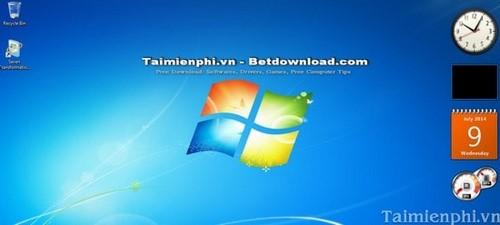 Thay đổi giao diện Windows XP thành Windows 7 8