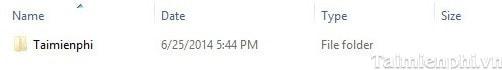 Ẩn, hiện thư mục, file trong Windows 7, 8, 8.1 trên máy tính 6