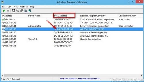 Cách chặn người dùng wifi, xem ai đang sử dụng wifi chùa và ngắt kết nối 6