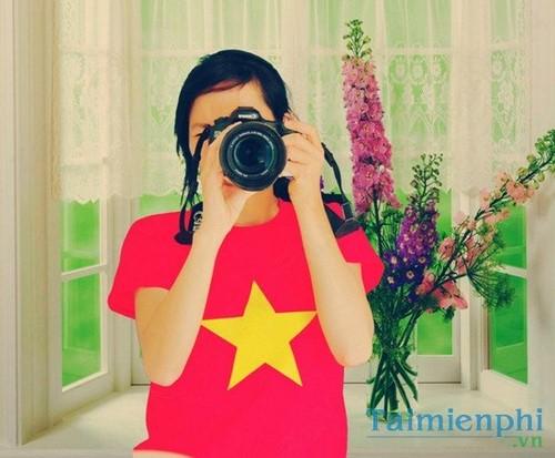 Photoshop - Blend ảnh với gam màu Vintage