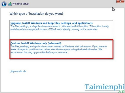 an analysis of the steps needed to install a hard drive Windows 7 installation how-to, step by it covers a new installation of windows 7 onto a clean hard drive or from then you can follow the installation step-by.
