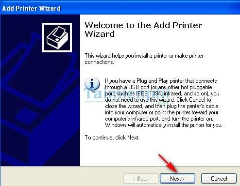 Hướng dẫn chia sẻ máy in trong mạng LAN windows 10, 7, XP 34
