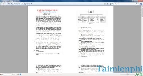 In nhiều trang trên một tờ giấy trong Word 2013