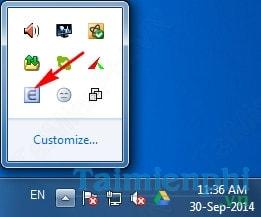 Cách sửa lỗi Unikey không gõ được tiếng Việt có dấu trên máy tính, laptop 15