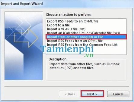 Hướng dẫn lưu và Backup Mail trong Outlook 2013