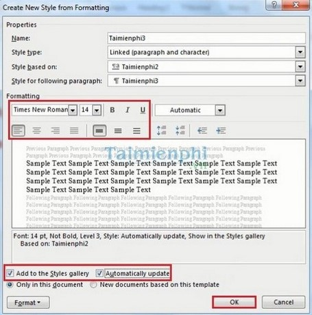 how to create a folder in word 2013