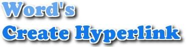 Cách tạo liên kết Hyperlink trong văn bản Word 0