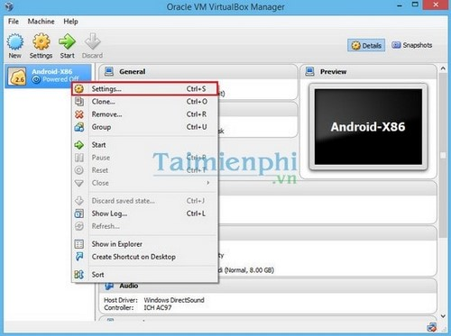 how to reinstall an android box wiped hard drive