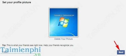 Đăng ký Facebook, tạo tài khoản Facebook bằng Yahoo! Mail