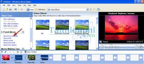 Cách tạo video từ ảnh chụp có sẵn trên máy tính, laptop 11