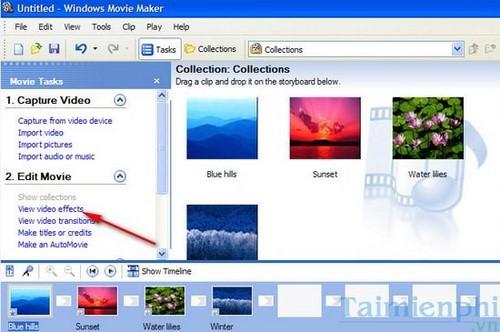 Cách tạo video từ ảnh chụp có sẵn trên máy tính, laptop 4